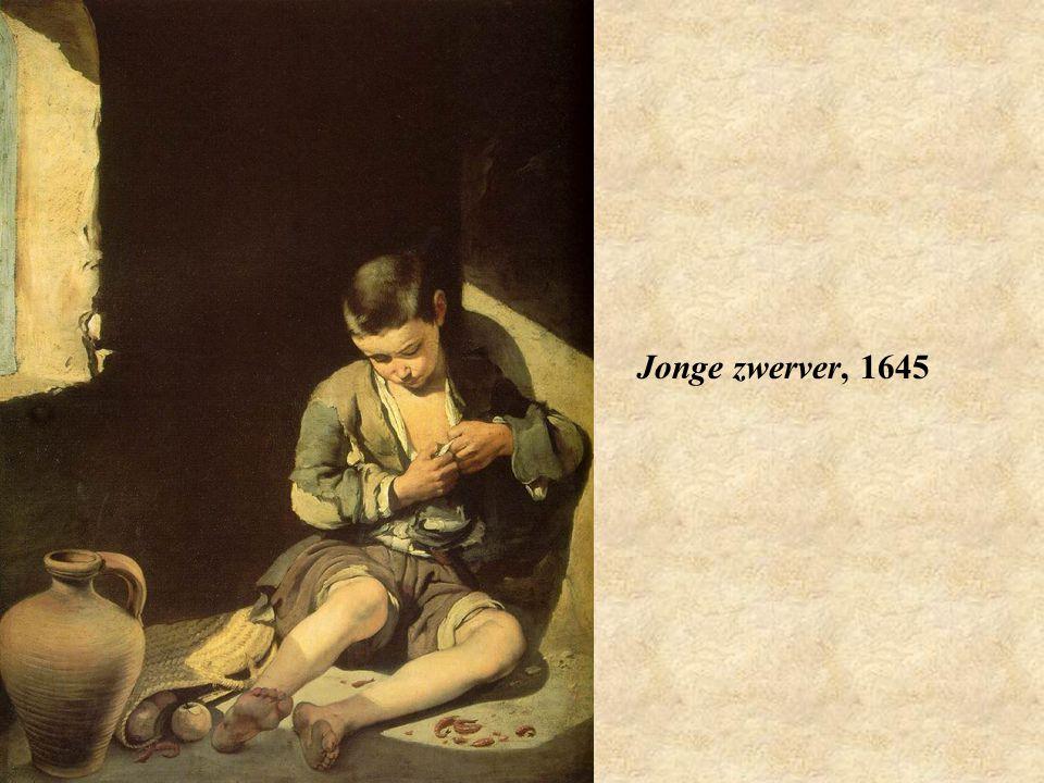 Jonge zwerver, 1645