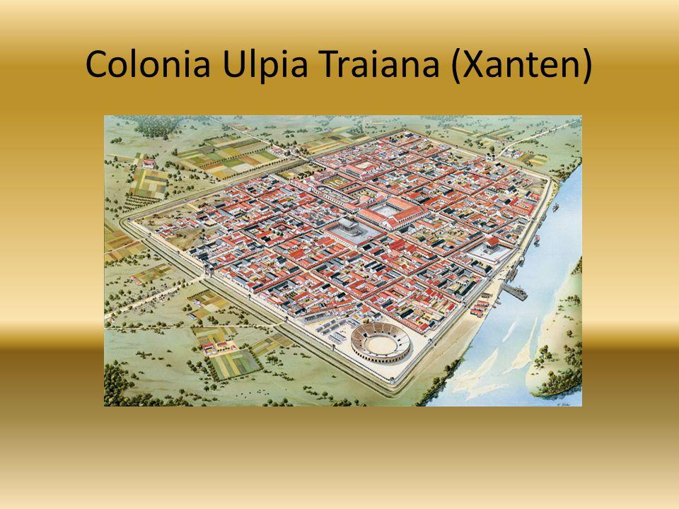 Colonia Ulpia Traiana (Xanten)