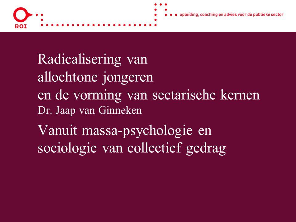 Collectieve voedingsbodem (Sociologie) 1.Land-verhuizing 2.