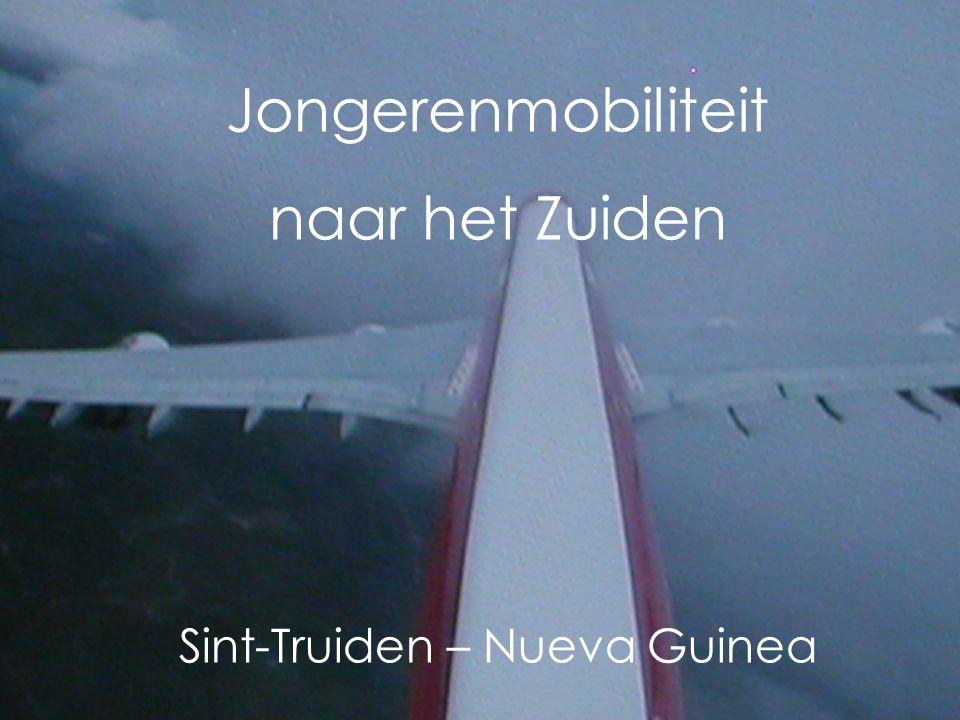 Jongerenmobiliteit naar het Zuiden Sint-Truiden – Nueva Guinea