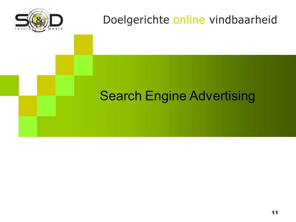 Search Engine Advertising 11