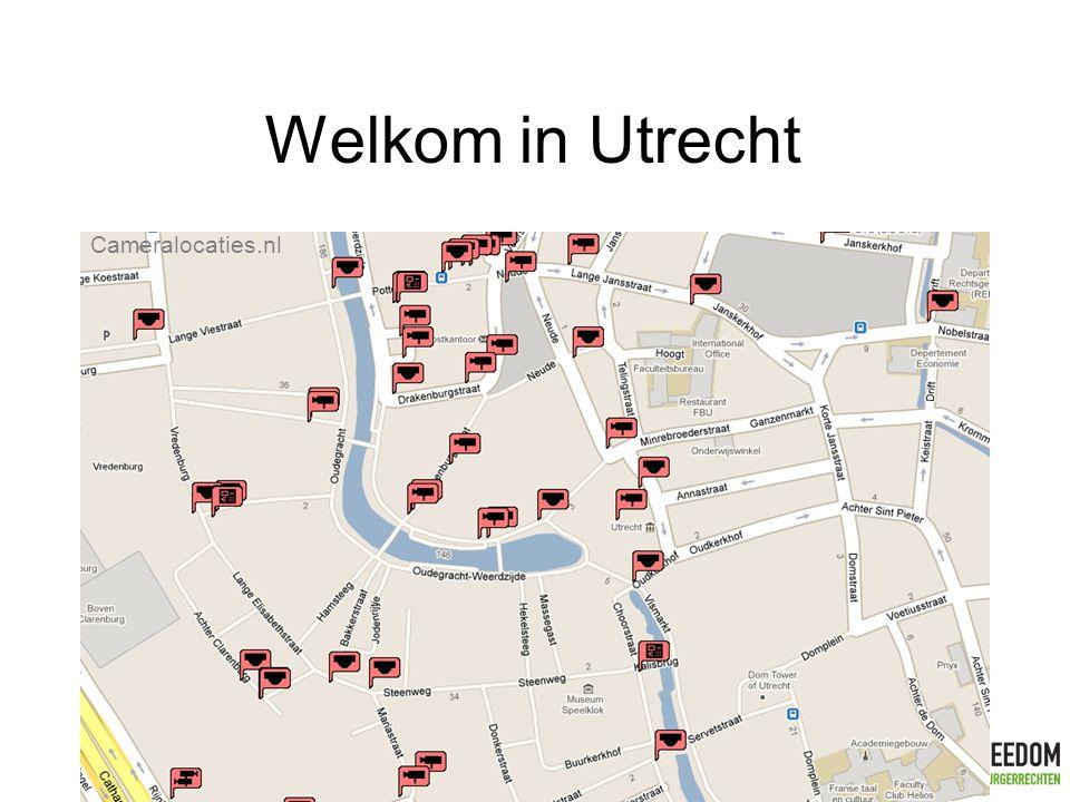 Welkom in Utrecht Cameralocaties.nl