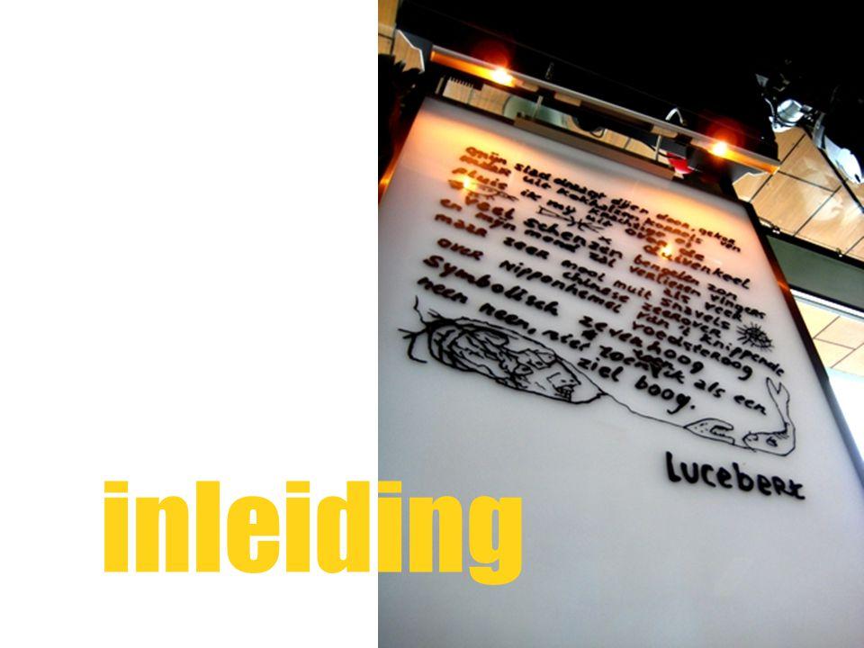 lucebert 1924 – 1994 Lubertus Swaanswijk Lucebert: luce (licht) + bert (licht)