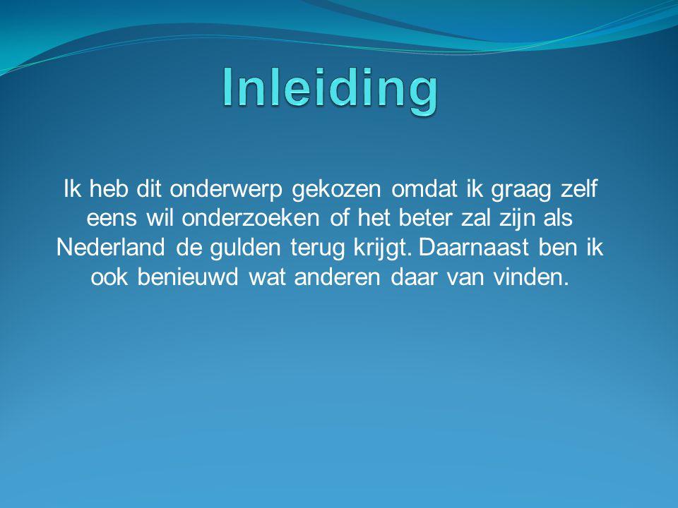 In 1992 werd in Maastricht besloten tot invoering van de euro.