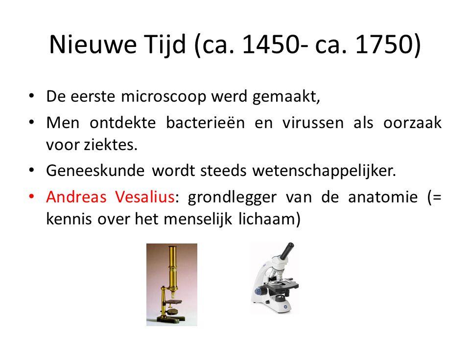 Nieuwe Tijd (ca.1450- ca.