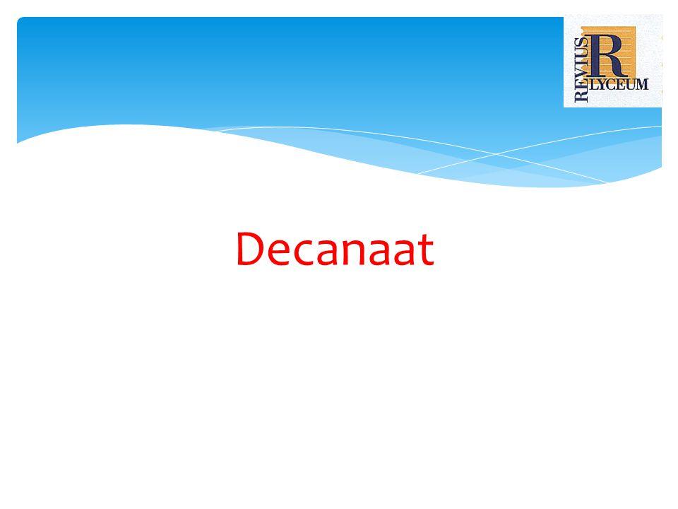 Decanaat