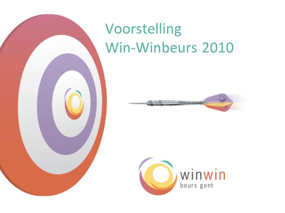 Voorstelling Win-Winbeurs 2010