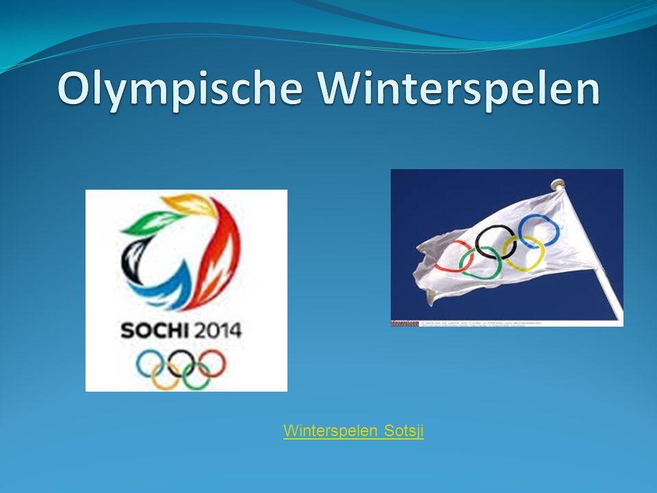 Winterspelen Sotsji