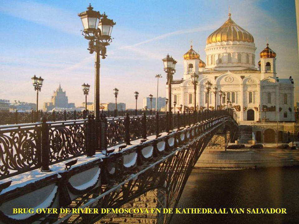 RIVIER DE MOSCOVA