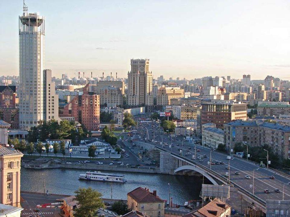 De hoofdstad van Rusland