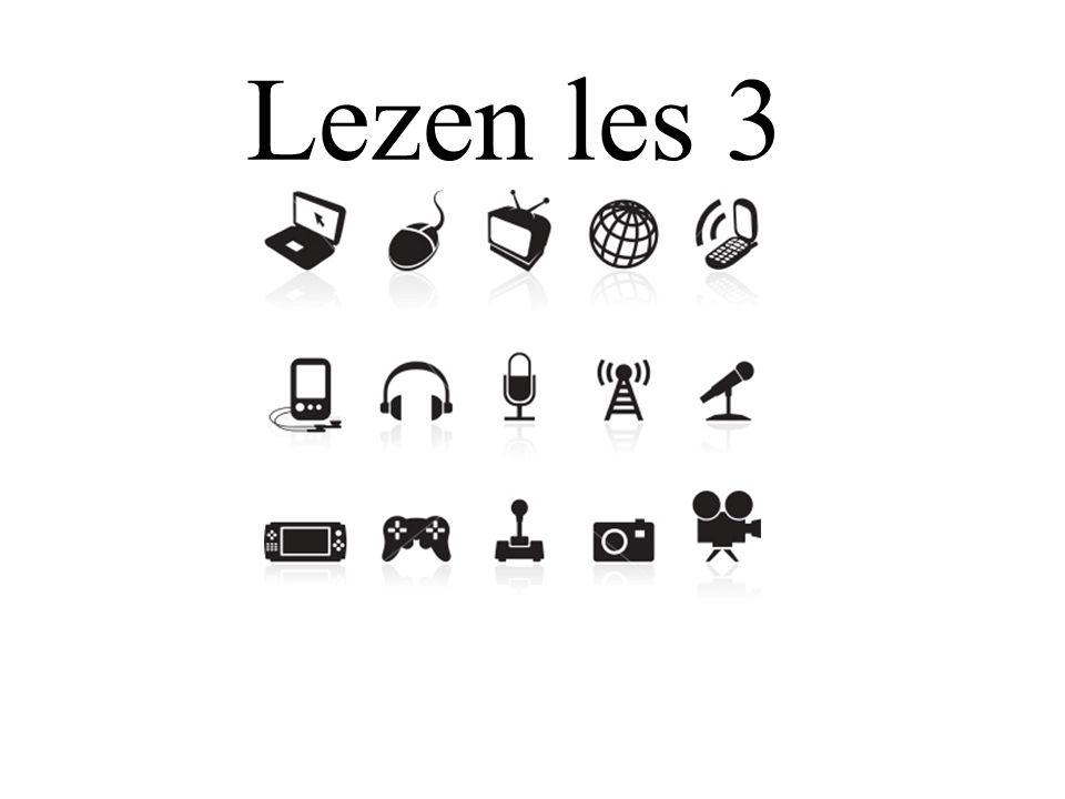 Lezen les 3