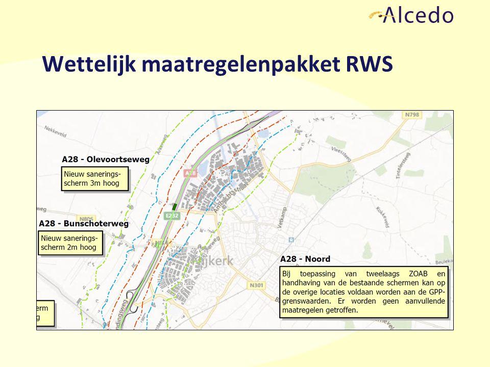 Kanttekeningen Wegontwerp kan nog wijzigen –Maatregelen wijzigen dan ook Nog geen rekening gehouden met westelijke aansluiting Hoevelaken richting Amsterdam –Met aansluiting  mogelijk andere maatregelen