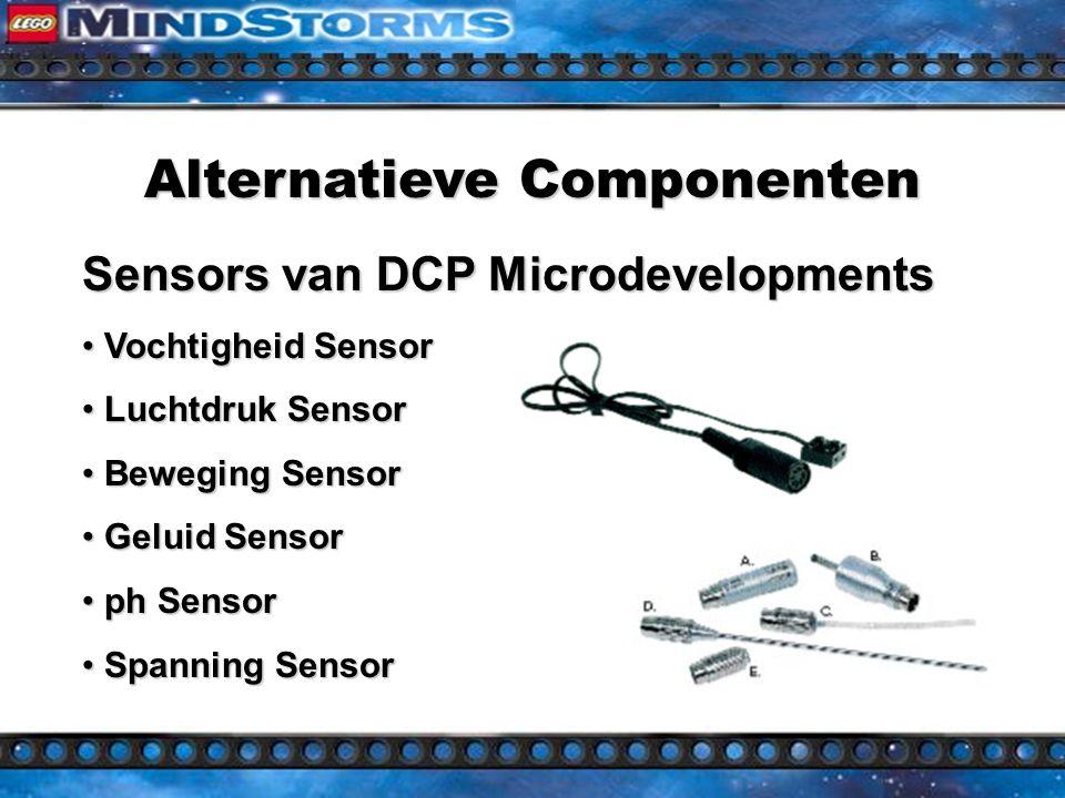 Alternatieve Componenten Ultrasonische Afstand Bepaling Ultrasonische Afstand Bepaling
