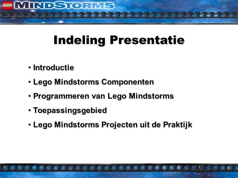 Presentatie Lego Mindstorms 12 april 2001 Arjen de Waard Arjen de Waard Hugo Wesseling Hugo Wesseling Emile Hobo Emile Hobo