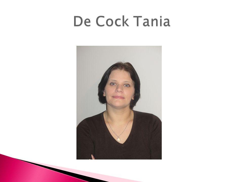 De Cock Tania