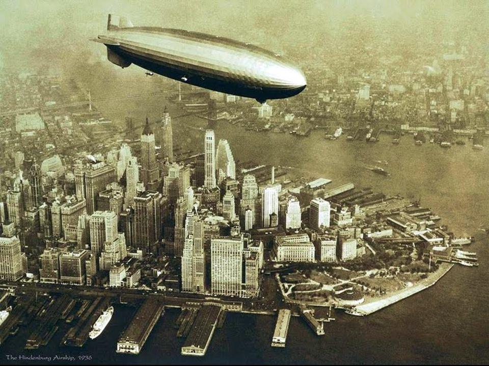 Gedurende het jaar 1936 stak de Hindenburg de Atlantische Oceaan veilig over in beide richtingen. Op een keer loodste de kapitein het luchtschip met z