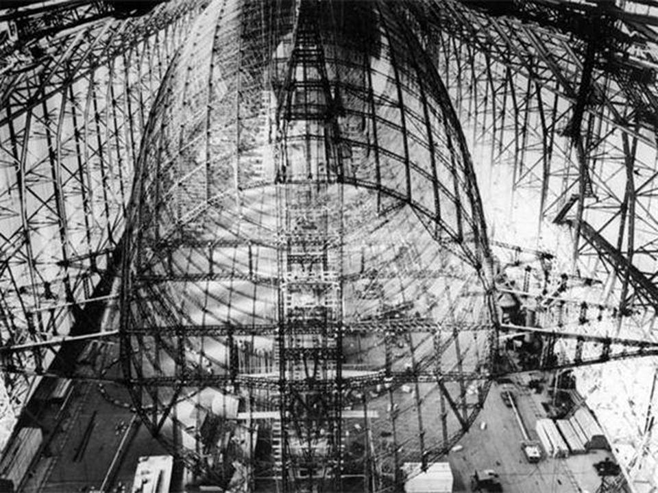 Het Zeppelin bedrijf begon de bouw van de Hindenburg in 1931, enkele jaren voor de aanstelling van Adolf Hitler als de Duitse bondskanselier. Het luch