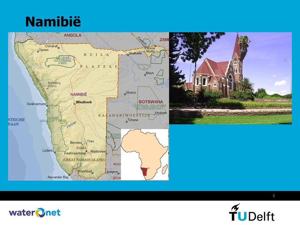 8 Namibië