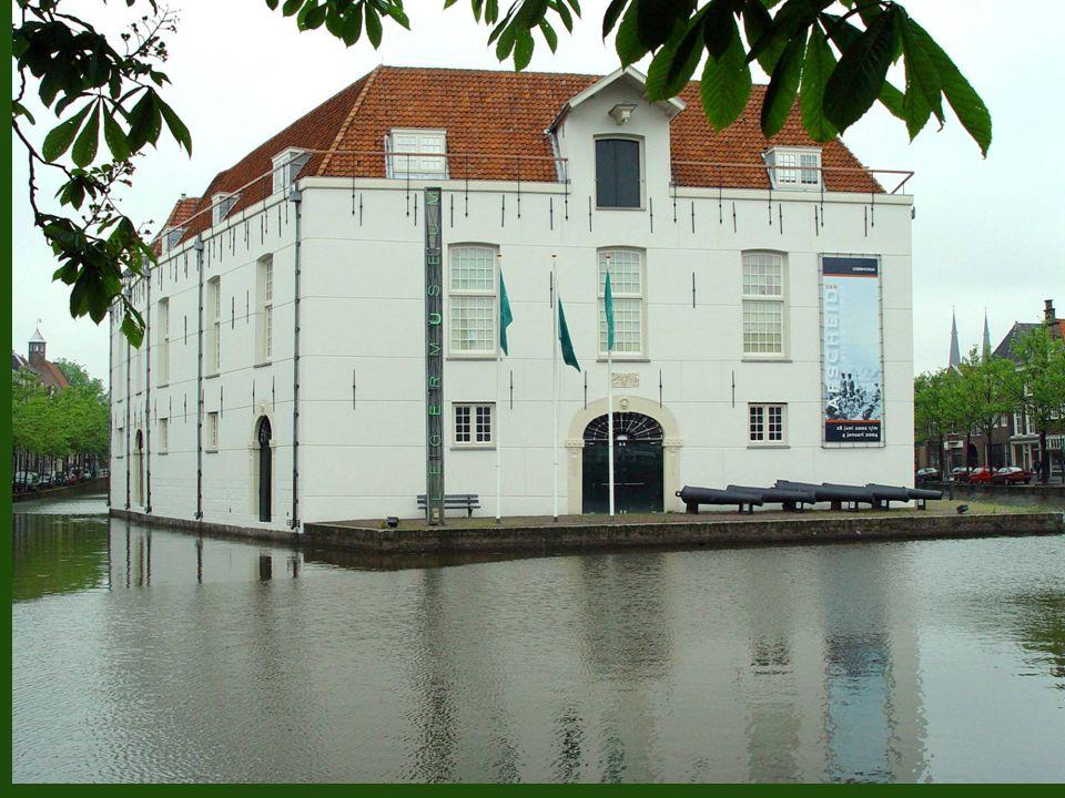 Een best practice in het Legermuseum Joris van der Meijden