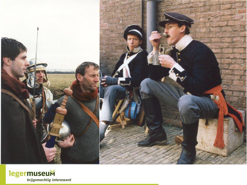 Kenmerken van het Legermuseum -Gastvrijheid -Vele educatieve / recreatieve activiteiten mogelijk -Uniek historisch pand in de Delftse binnenstad -Flexibiliteit in catering en decoratie