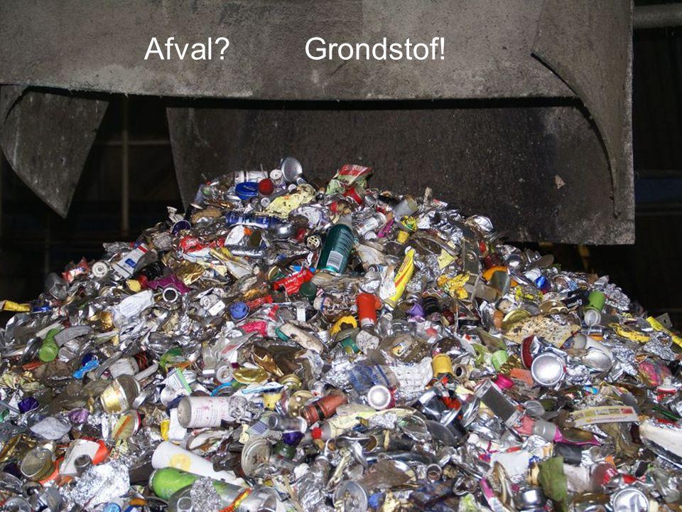 Afval? Grondstof!