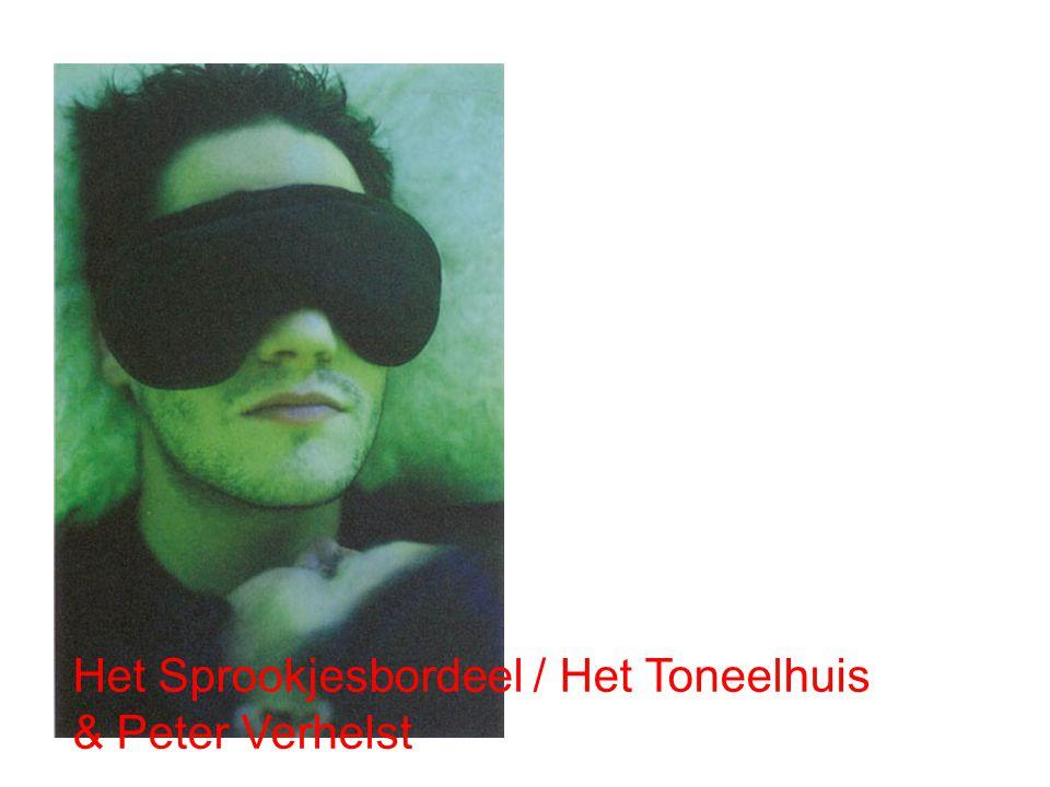 Het Sprookjesbordeel / Het Toneelhuis & Peter Verhelst