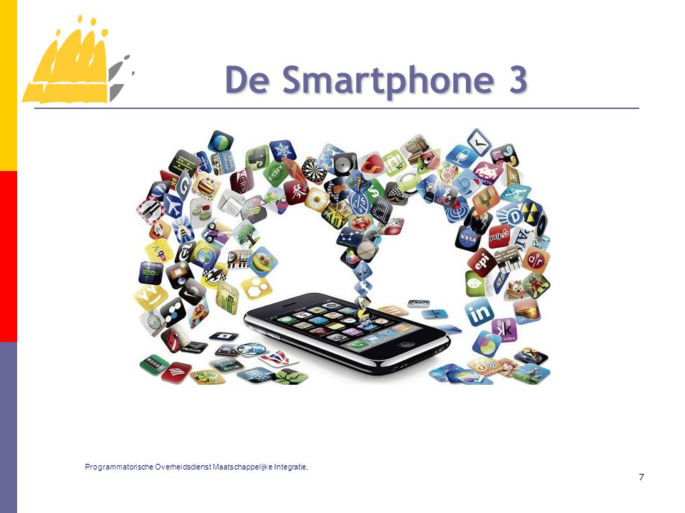 7 De Smartphone 3 Programmatorische Overheidsdienst Maatschappelijke Integratie,
