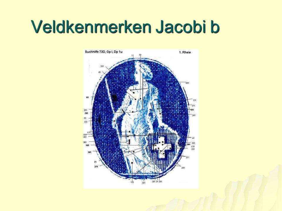 Veldkenmerken Jacobi b