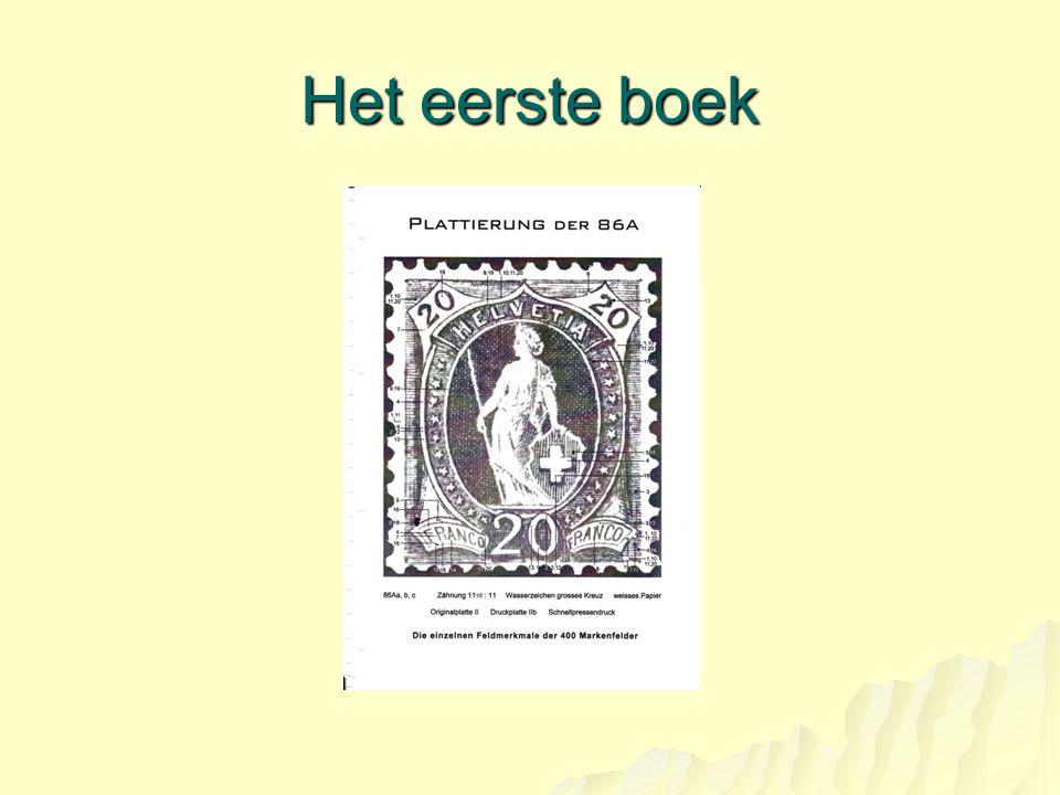 Het eerste boek