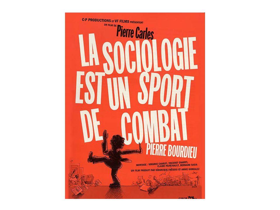 http://www.youtube.com/watch?v=xFuAOP1 H6Go&feature=related 06:05 – http://www.youtube.com/watch?v=xFuAOP1 H6Go&feature=related Sociology is a martial art La production de la croyance Strijd