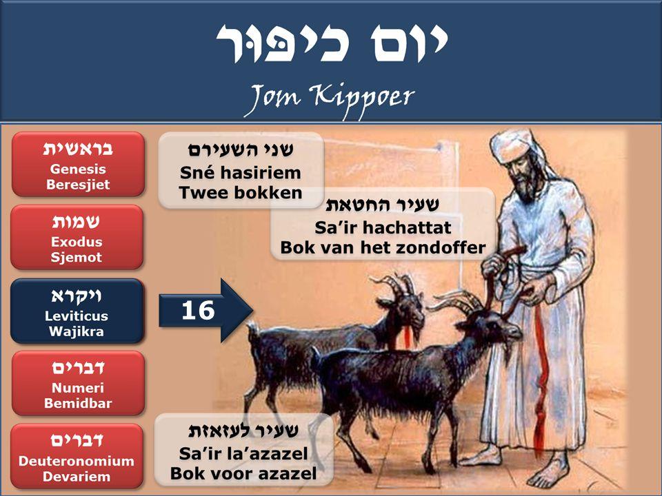 Gen.32:20 Hij (Jacob) dacht namelijk: Laat ik hem (Ezau) verzoenen met het geschenk dat voor mij uitgaat,