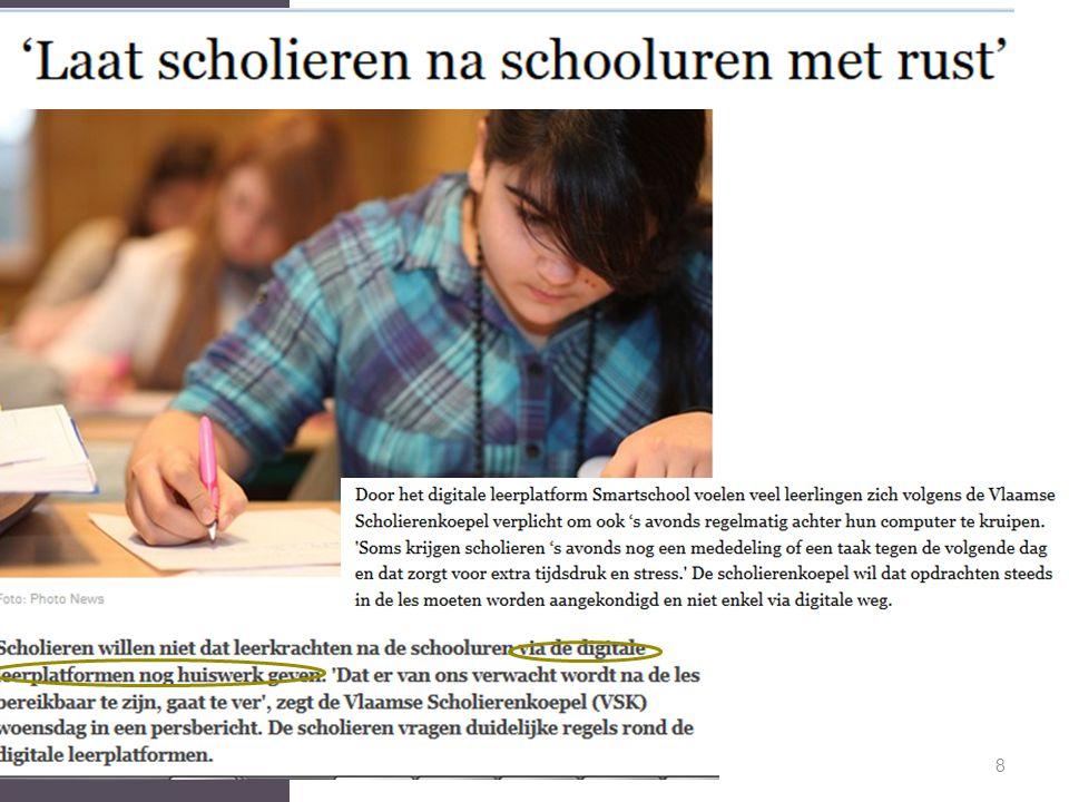 Achtergrond http://www.youtube.com/watch?v=yVZ_T9_JER0 Wat zijn de mogelijkheden en beperkingen van sociale media.