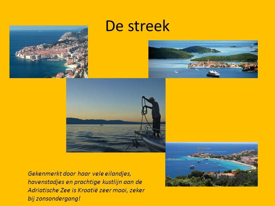 De streek Gekenmerkt door haar vele eilandjes, havenstadjes en prachtige kustlijn aan de Adriatische Zee is Kroatië zeer mooi, zeker bij zonsondergang