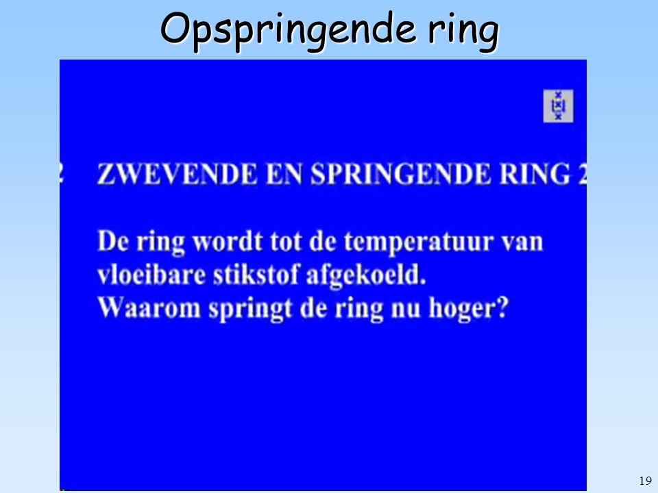 18 Zwevende ring