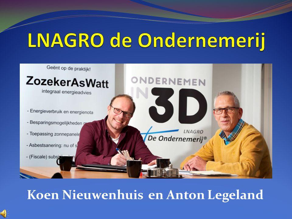 Koen Nieuwenhuis en Anton Legeland