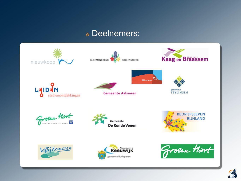 ๏ Deelnemers: