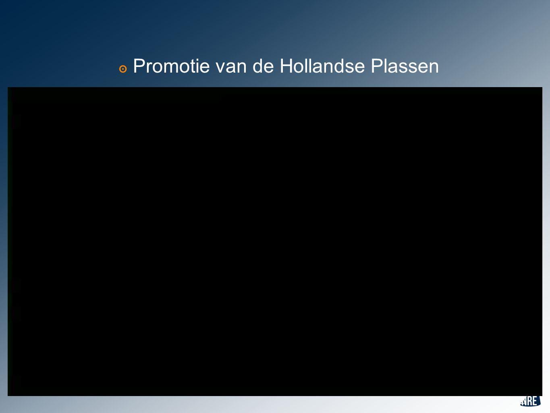 ๏ Promotie van de Hollandse Plassen Met dank aan Eric van der Wansem