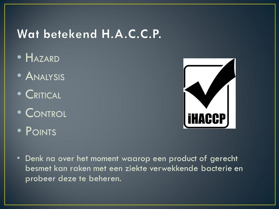 Koelingen ( max 7c ) Vriezers ( - 18C ) Producten Gerechten NOTEREN OP LIJSTEN!!!!!!!!