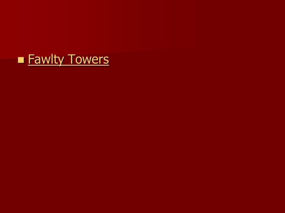 Engelse humor Komieken: Komieken: –Stan & laurel –Rowan Atkinson Bekende series: - Fawlty towers