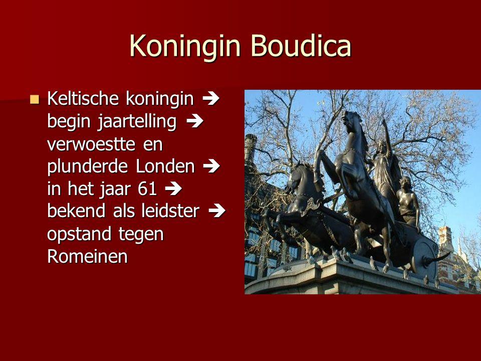 Eerste nederzetting 43 n.Chr.  door Romeinen  Londen  handelsstad 43 n.Chr.  door Romeinen  Londen  handelsstad Londen  ingenomen door Britten