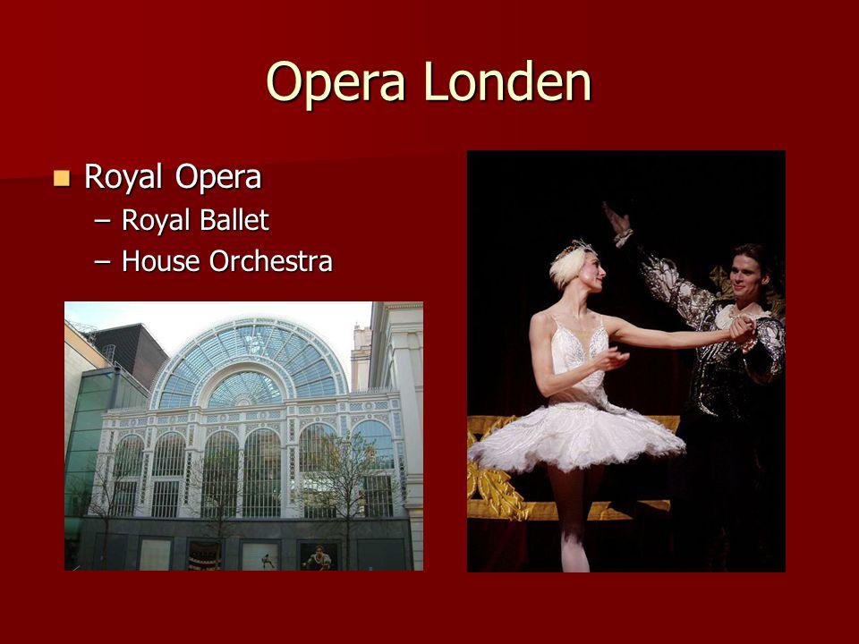 Musical Veel musicals Veel musicals Eenzelfde wijk Eenzelfde wijk Les Misérables & Phantom of the Opera Les Misérables & Phantom of the Opera Royal Fe
