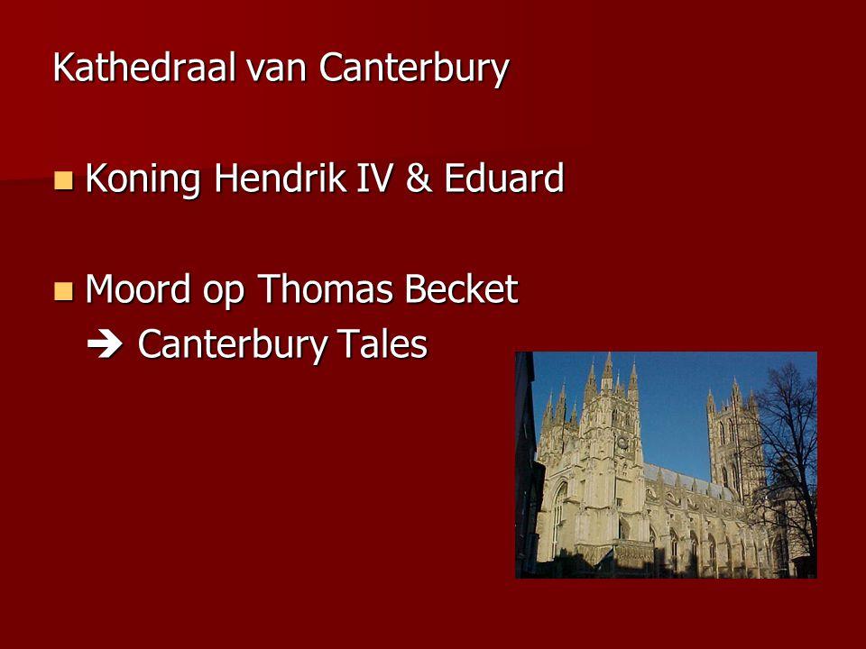 Zuidoosten Engeland, Kent Zuidoosten Engeland, Kent Aartsbisschop Aartsbisschop Toerisme Toerisme