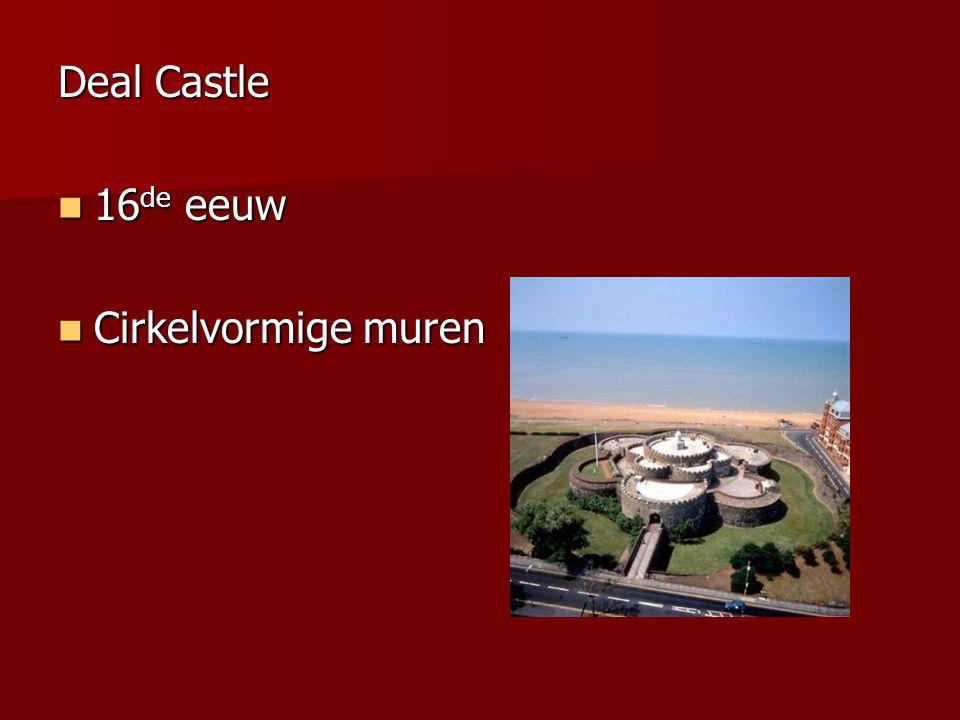Dover Castle Strategische ligging Strategische ligging Rijke geschiedenis Rijke geschiedenis