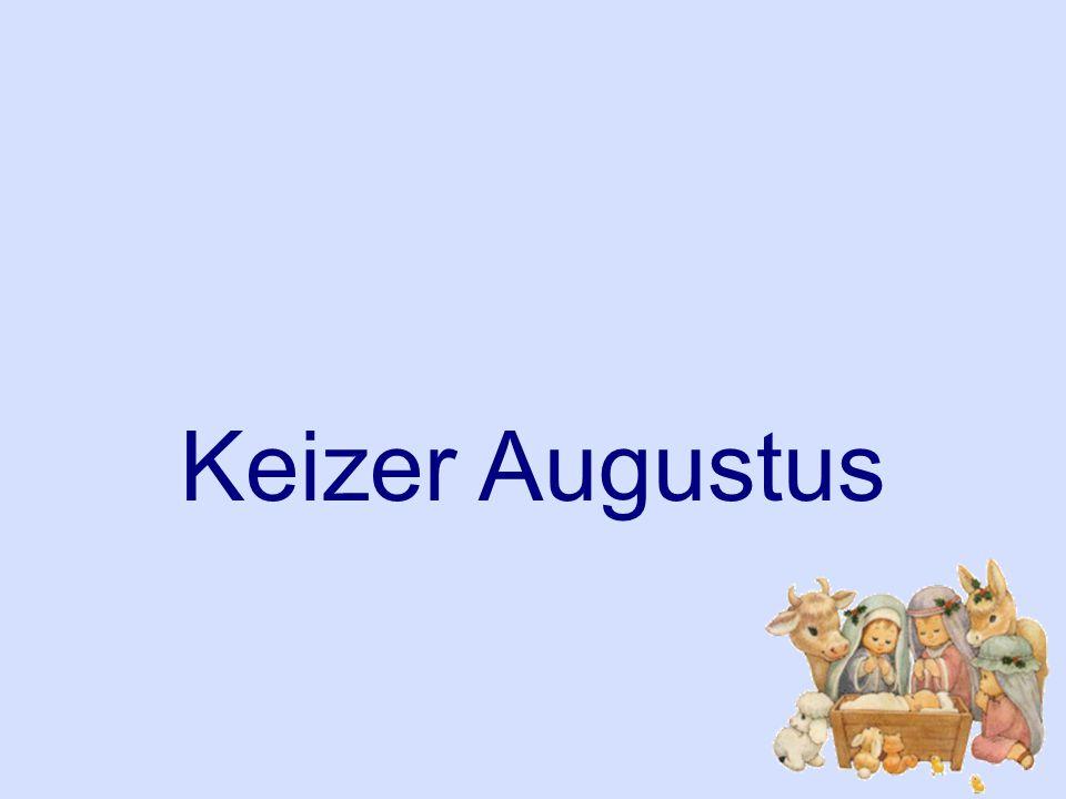 Keizer Augustus Keizer Augustus 1