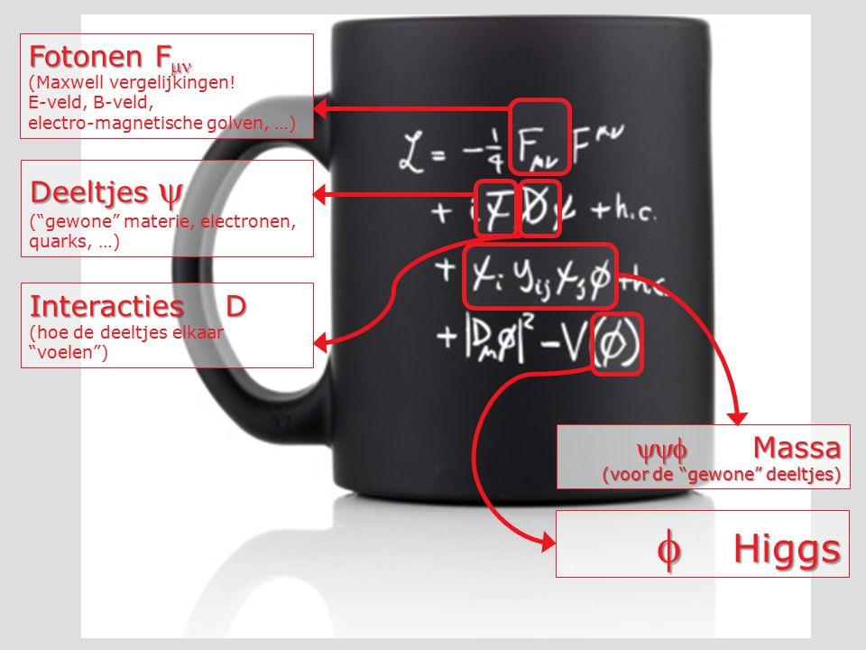 Fotonen F  (Maxwell vergelijkingen.