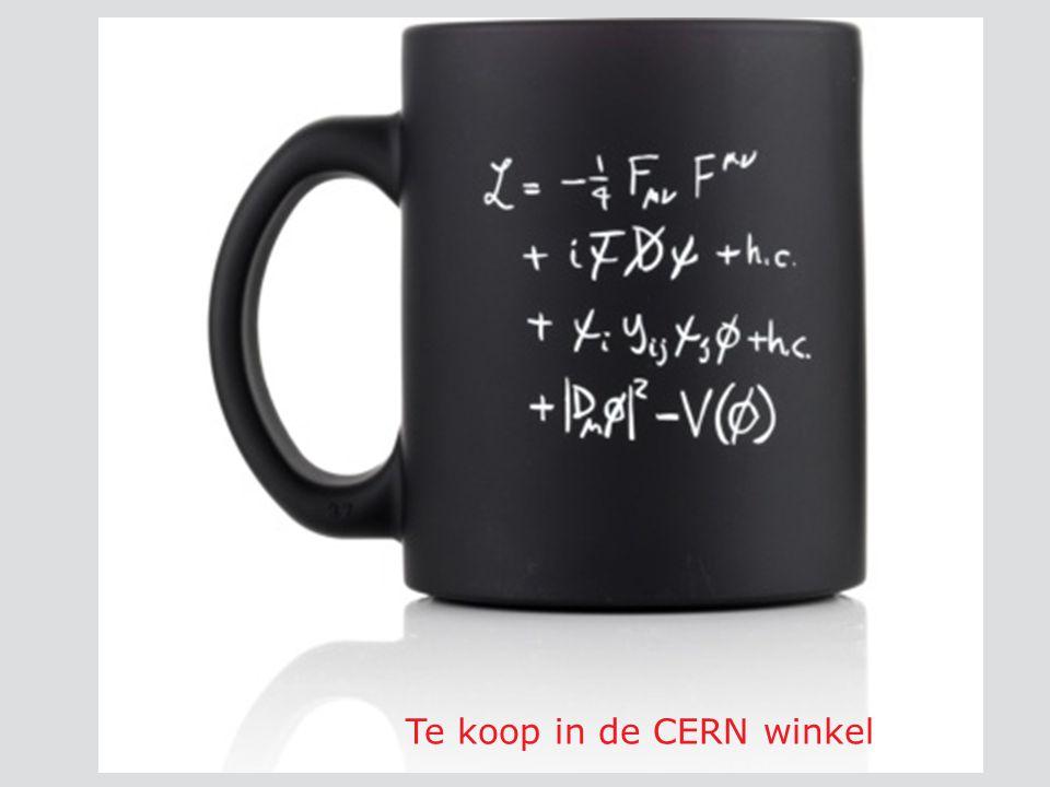 Te koop in de CERN winkel