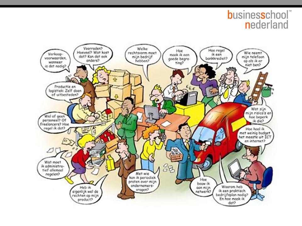Vraag Noem voorbeelden uit je eigen organisatie van 'hoe maak je een actor sterker' (niet alleen betrekking op ICT) .