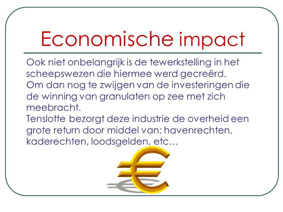 Economische impact Het kwaliteitsbeleid is gericht op het voortdurend verbeteren van de diensten en producten. Jaarlijks worden honderden stalen onder