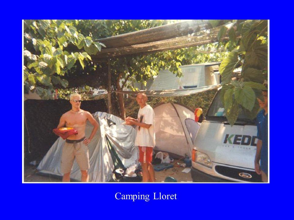 Camping Lloret