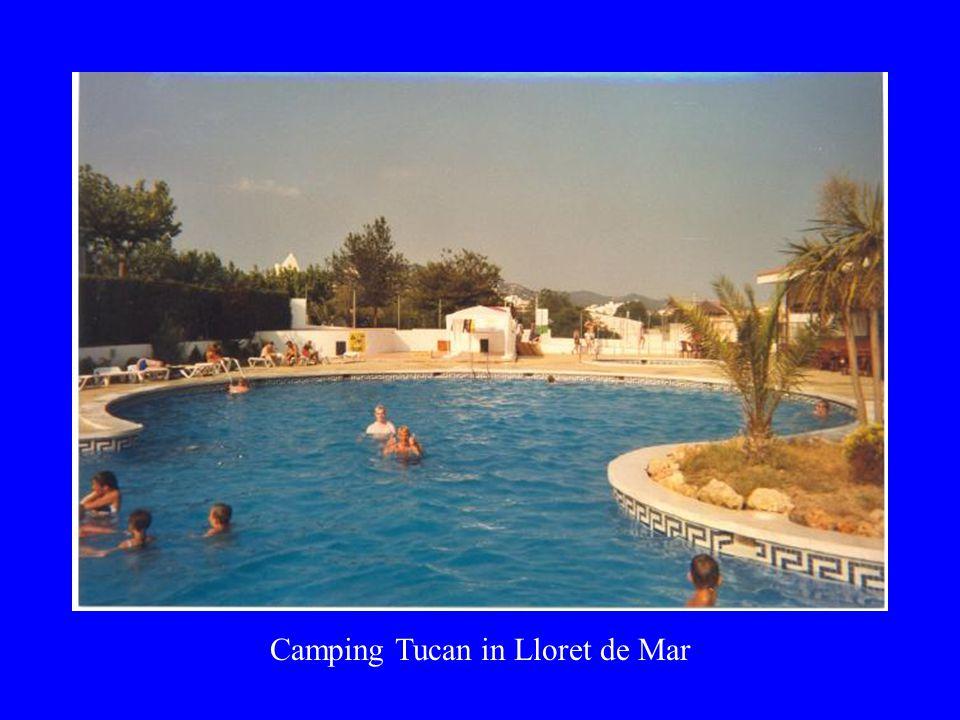 Camping Tucan in Lloret de Mar
